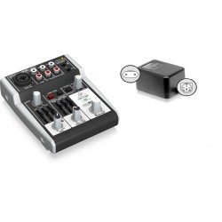 Mikser audio XENYX 302USB