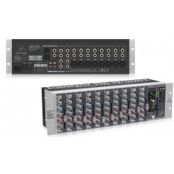 Mikser audio rack z...
