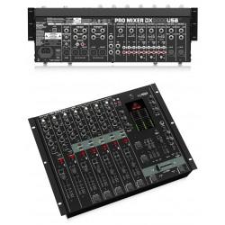 7-kanałowy mikser DJ z USB...