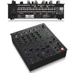 5-kanałowy mikser DJ PRO...