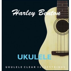 Struny do ukulele Harley...