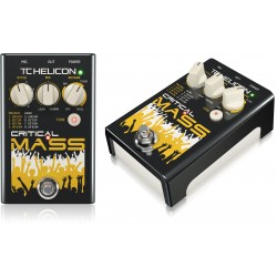 TC Helicon Critical Mass...