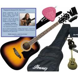 Gitara akustyczna Ibanez...