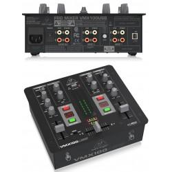 2-kanałowy mikser DJ z USB...
