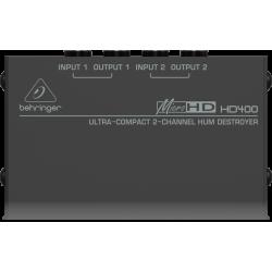 HD400 - eliminator szumów...