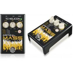 TC Helicon Critical Mass...