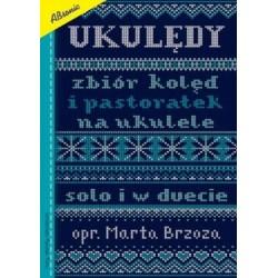 Książka Ukulędy - Kolędy na...