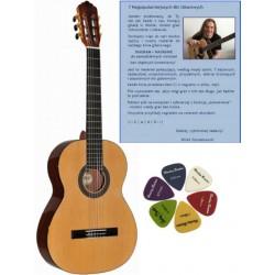 Ambra Espaniola 4/4 Gitara...