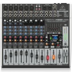 Mikser audio XENYX X1222USB...