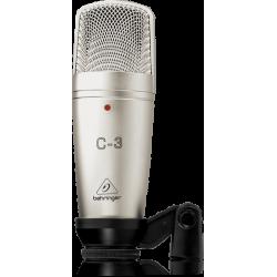 C-3 Studyjny mikrofon...