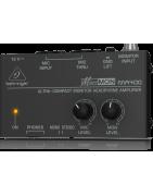Wzmacniacze słuchawkowe i systemy monitorowe w ofercie sklepu muzycznego Gitara No.1